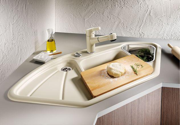 blancodelta oder delta von blanco eine keramiksp le von blanco puraplus spuelen. Black Bedroom Furniture Sets. Home Design Ideas
